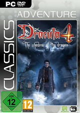 Dracula 4 - The Shadow Of The Dragon (PC, 2014, DVD-Box)
