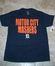 Detroit Tigers, Motor City Mashers, Youth Short Sleeve Shirt, Large (18/20) NWT!