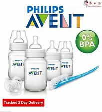 Philips AVENT Classic+ Anti-Colic Newborn Starter Set SCD371/00 Baby Bottles