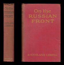WWI 1916 ON THE RUSSIAN FRONT Warsaw POLISH RED CROSS Petrograd RUSSIAN TRENCHES