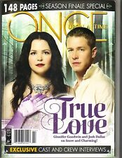 GINNIFER GOODWIN JOSH DALLAS ONCE UPON A TIME Magazine SUMMER 2013 #2 148 PGS
