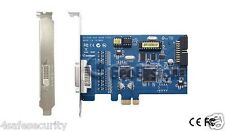 8-Channel Geovision DVR Board GV600-8B PCI-E Card H.264 Software Compression