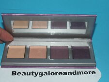 MALLY BEAUTY ROYAL PLUM 3 SHADES & SHADOW BASE EYE KIT EYE PALETTE  NEW
