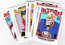 16-17 2016-17 O-PEE-CHEE RETRO PARALLEL - FINISH YOUR SET LOW SHIPPING RATE