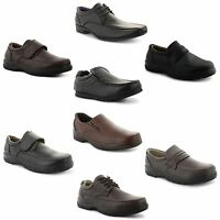 New Mens Smart Office Wedding Shoes Italian Dress Casual Formal Party Size 6-11