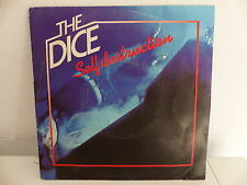 THE DICE Self destruction A2400