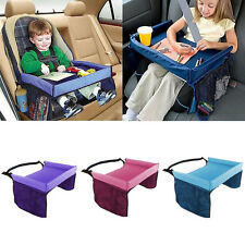 Waterproof Storage Car Painting Baby Tray Desk Table Tabletop Soft Baby Seat