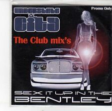 (EH181) Understate City, Sex It Up In The Bentley - 2006 DJ CD