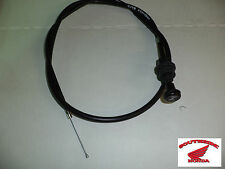 GENUINE OEM HONDA ENGINE CHOKE CABLE