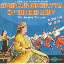 Russian Folk Songs Choir & Orchestra of Red Army SERGHEJ NAZARKO Moscow Nights
