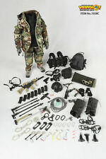 1/6 Scale Very Hot Toys US Navy Seal Polar Mountain Striker Jungle Color Seting