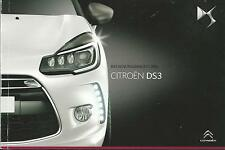 CITROEN   DS3    Betriebsanleitung   2014   Bordbuch   Bedienungsanleitung   BA