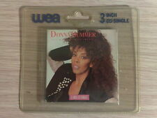 DONNA SUMMER - THIS TIME I KNOW IT'S FOR REAL - RARISSIMO CD SINGOLO 3""