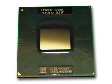 Cpu Processore Intel Core Duo T7200 2.00/4M/677 SL9SF per HP COMPAQ NC6400