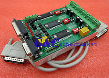 SainSmart CNC 3 Axis TB6560 Stepper Motor Driver Board Controlle+Parallel Cab M5