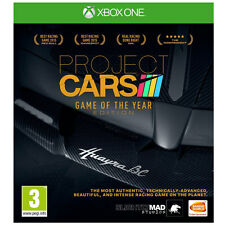 Project CARS - Game of the Year Edition Videogame For Xbox One New Sealed UK