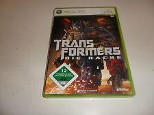 XBox 360  Transformers: Die Rache