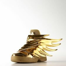 ADIDAS ORIGINALS JEREMY JS SCOTT WINGS 3.0 GOLD B35651 SIZE 6.5 BATMAN OBYO