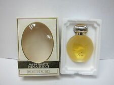 New NINA RICCI 15 ml 1/2 oz Eau de Toilette EDT   -  Feb26C