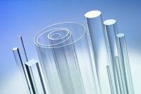 PLEXIGLAS® ROHR / ACRYLROHR L = 1000 mm, in ø von 16-90 mm