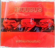 Incubus - Megalomaniac Collectable One Track Promo CD Single (CD)