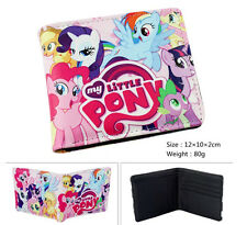 My little pony fully family fold purse wallet money bag we774 gift new