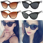 Fashion Women's Classic Vintage Eyewear Cat Eye Designer Shades Frame Sunglasses