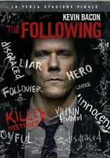 The Following Il Finale - Stagione 3 - Cofanetto Con 4 Dvd - Nuovo Sigillato
