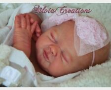 ❤️Beautiful Reborn Doll Baby❤️ Custom Made From New Angeli Kit By Elisa Marx❤️