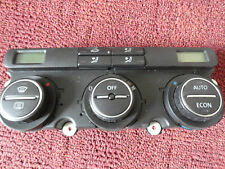 VW PASSAT B6 A/C HEATER CLIMATE CONTROL UNIT PANEL 3C0 907 044 / 3C0907044