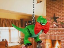 Disney Toy Story Rex Dinosaur Ceiling Fan Pull Light Lamp Chain Decor K1018 S