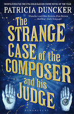 The Strange Case of the Composer and His Judge,Duncker, Patricia,Excellent Book