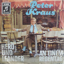 "7"" 1968 RARE IN VG+ ! PETER KRAUS : Hero und Leander"