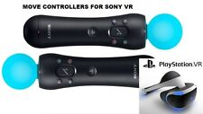 2 X OFFICIAL SONY PLAYSTATION MOVE CONTROLLER PS4, PSVR , PS3,