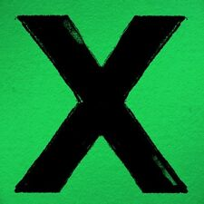 ED SHEERAN (X - CD STANDARD EDITION - SEALED + FREE POST)