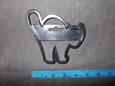 Wilton Black Cat Cookie Cutter Cut Out Perimeter Fondant Icing Halloween
