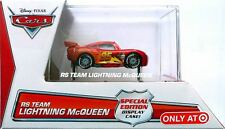 Disney**Pixar CARS__1:55 RS Team LIGHTNING McQUEEN_Exclusive Limited Edition_MIB