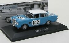 Mercedes Benz 300 se Rally/w112 (1964) no. 102/Ixo 1:43