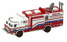 Matchbox Be A Hero E-One Mobile Command Center Vehicle(DKF71) XTS