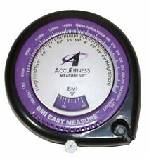 AccuFitness BMI Easy Measure – BMI Calculator & Body Tape Measure