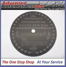 170mm Engine Timing  Degree Disc Wheel Advanced Automotive Anodised Aluminium