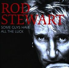 ROD STEWART - Some Guys Have All the Luck (2 CD, Stiefel) JAPAN IMPORT MINT RARE