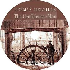 The Confidence-Man, Herman Melville Audiobook Fiction English on 12 Audio CDs