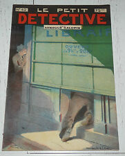 N°42 LE PETIT DETECTIVE ARNOULD GALOPIN 1930 ILLUSTRATIONS MAITREJEAN