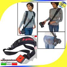 TFR Reporter 10180 B-Glider Bglider Cintura tracolla x Reflex BGrip B-grip NEW