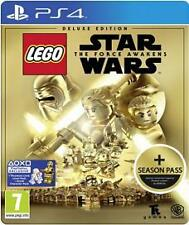 Lego Star Wars: The Force Awakens - Deluxe Edition - PlayStation 4
