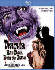 Dracula Has Risen From the Grave (Blu-ray Disc, 2015) - NEW!!
