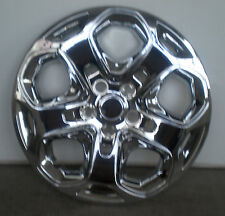 "HUBCAP SET CHROME 2010 2011 2012 17"" FORD FUSION SET OF FOUR"