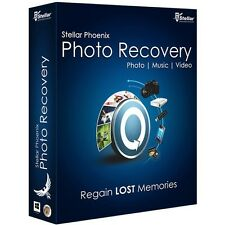 Stellar Phoenix Photo Recovery Software, Undelete recover Photos Videos Music