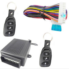 Universal Remote Control Door Locked  Kit  Keyless Entry System For Auto Car